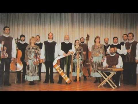"""Musica Bohemica: """"Má panenko boubelatá"""" - Český Lidová Hudba / Czech Folk Music"""