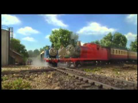 Thomas & Friends - Instrumental Song - Busy