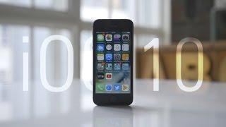 Обзор iOS 10(, 2016-09-14T21:47:59.000Z)