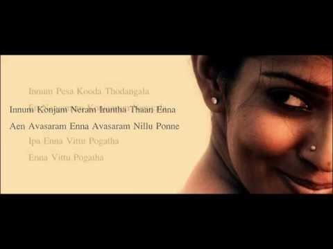 Innum Konjam Naeram - Karoake Version
