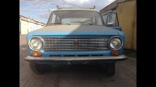 Бабушка продаёт дедушкин ВАЗ-21011.1980. 5 лет простоя.Утиль на колесах.