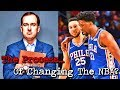 Has The Success Of The Sixers Created A HUGE Problem For The NBA?