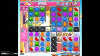 Candy Crush Level 1017 help w/audio tips, hints, tricks