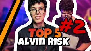 TOP 5 -Songs by Alvin Risk- #2