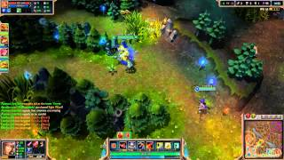 League of Legends Awesome Ranked Turn Around! (Full Game)