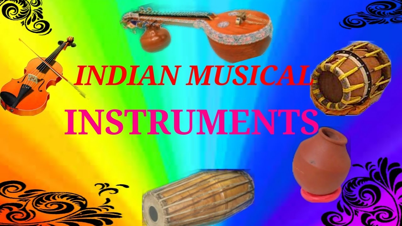Indian Musical Instruments Youtube