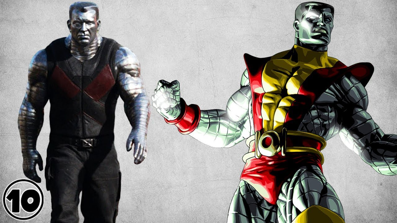 Download Top 10 Colossus Surprising Facts