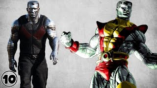 Top 10 Colossus Surprising Facts