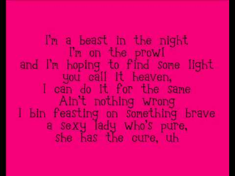 Alive - Kid Cudi (Lyrics)
