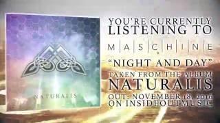 MASCHINE – Night And Day (Lyric Video)