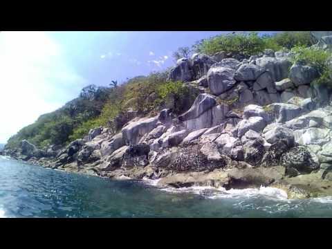 La Isla del Coral y La Isla del Cangrejo  2017