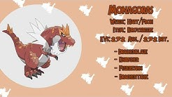 Moveset Montag - Monargoras