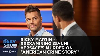 """Ricky Martin - Reexamining Gianni Versace's Murder on """"American Crime Story"""" 