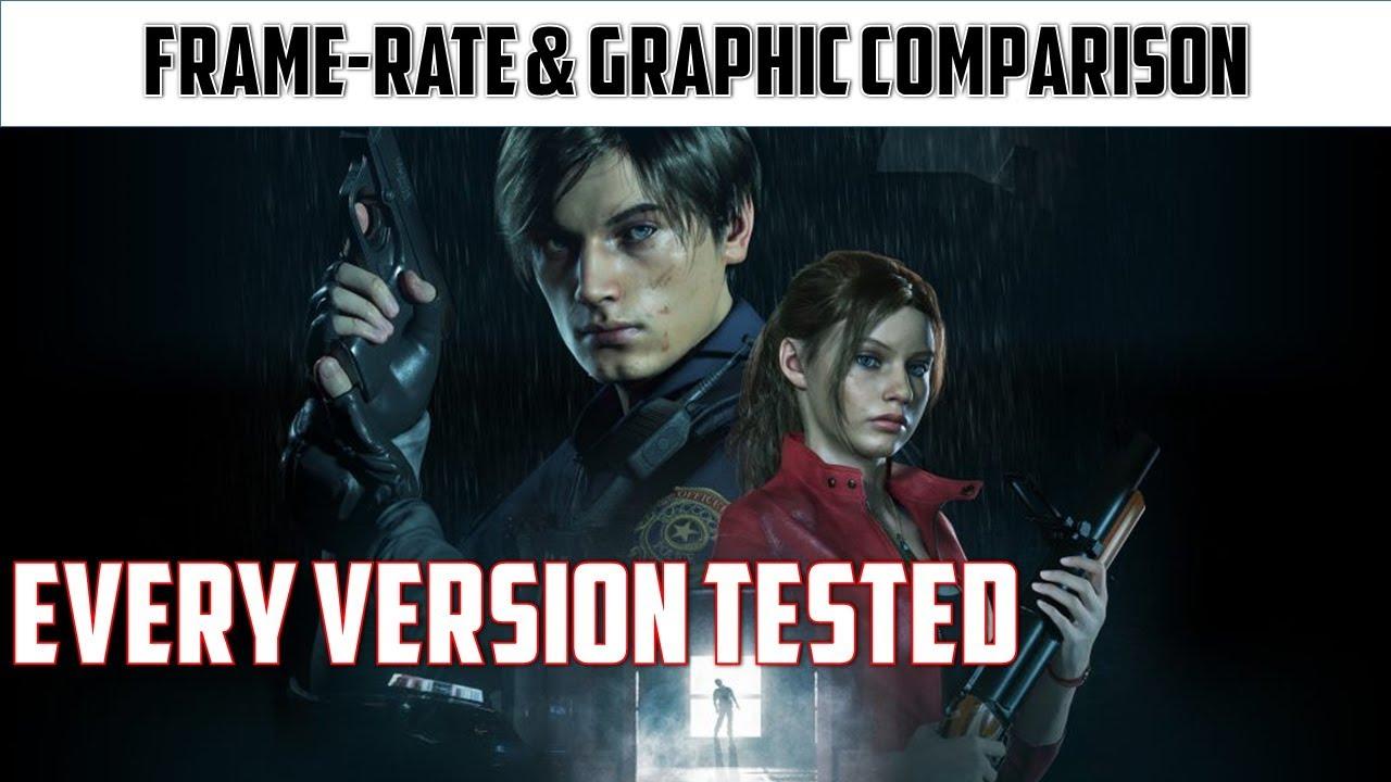 Resident Evil 2: Remake - Graphics & Performance analysis
