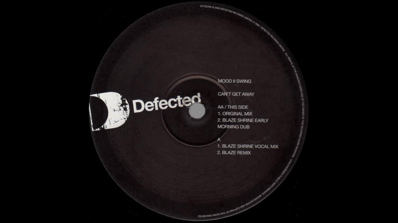 (2004) Mood II Swing - Can't Get Away [Blaze RMX]