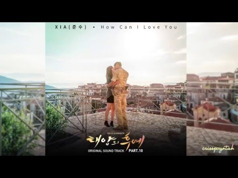 [MP3/DL] XIA (준수Junsu) (JYJ) - How Can I Love You [Descendants Of The Sun OST Part 10]