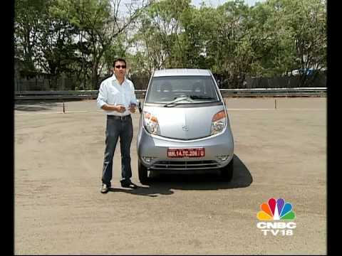 Tata Nano First Drive at Overdrive