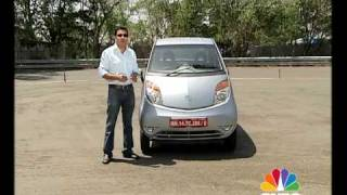 Tata Nano First Drive at Overdrive