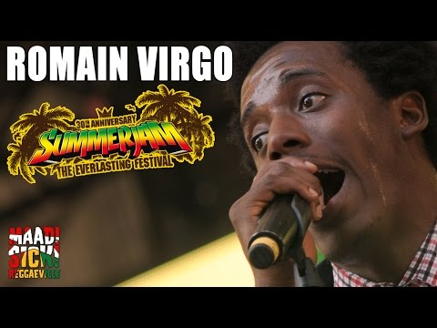 Romain Virgo @ SummerJam 2015
