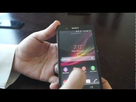 هل يستحق الهاتف المحمول  Sony Xperia Z الأقتناء ؟