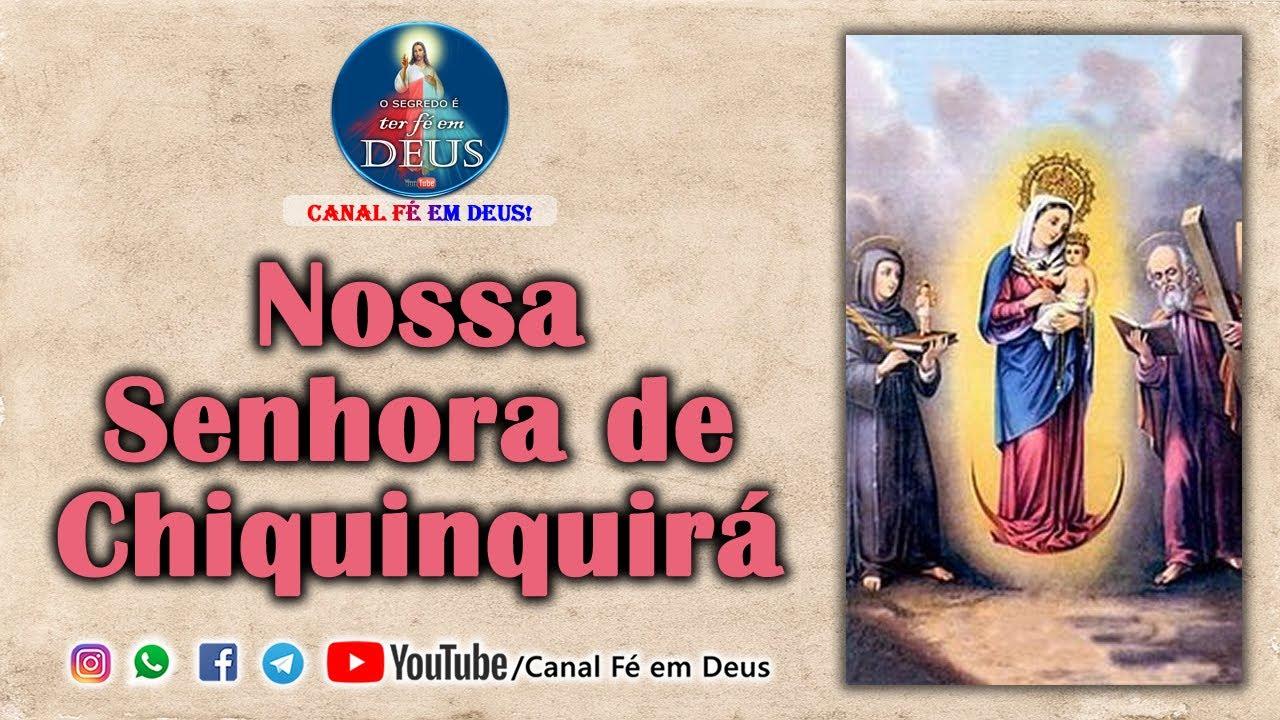 Nossa Senhora de Chiquinquirá