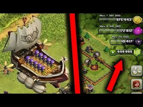 CLASH OF CLANS MOD APK LATEST VERSION//2017//MOD//LEGIT//100%LEGAL//