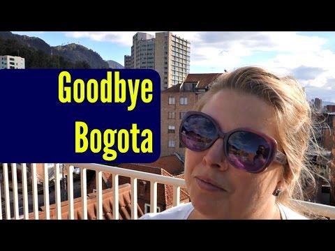 Goodbye, flight to Tijuana, & crossing into USA [Bogotá Bound #5]