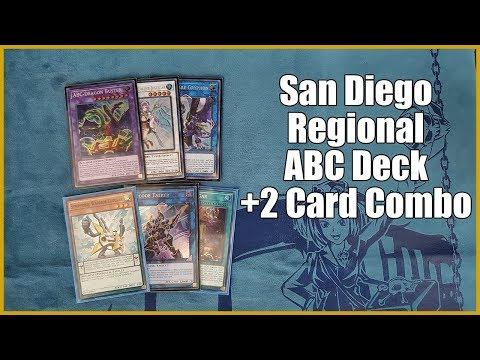 San Diego Regional ABC Deck Profile + 2 Card Combo | May 2019