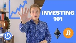 Investing 101 (Cryptocurrency Basics)