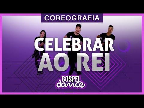 Gospel Dance - Celebrar Ao Rei - DJ Roger Vale Feat. Junior Gardinni