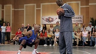 Repeat youtube video Michael Jordan (Age 41) Vs. Damon Wayans Sr. (Age 44) One On One (September 21, 2004)