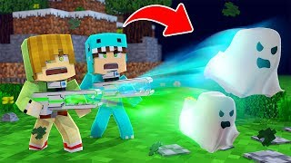 DRINK MYLO FANTASMAS MYSTERIOUS *very dangerous* 😱 MINECRAFT ROLEPLAY + ROBLOX