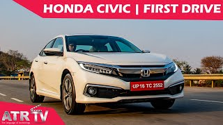 Gambar cover NEW HONDA CIVIC | FIRST DRIVE | REVIEW | ATR TV