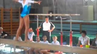спортивная гимнастика(соревнования 2011)