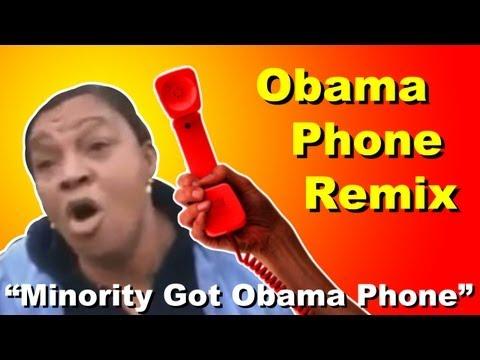 """Obama Phone"" Remix (parody song)"
