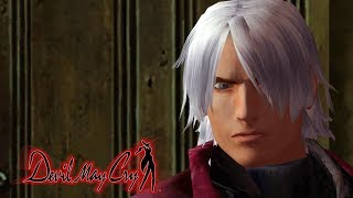 DEVIL MAY CRY HD COLLECTION - Gameplay do Início, na Versão de PC!