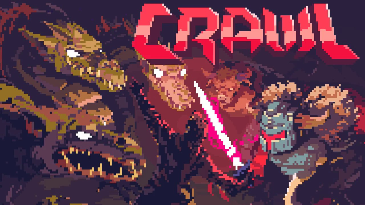 Crawl - Steam Game Trailer - YouTube