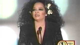 DIANA ROSS LIVE - STRANGE FRUIT - LADY BILLIE HOLIDAY TRIBUTE