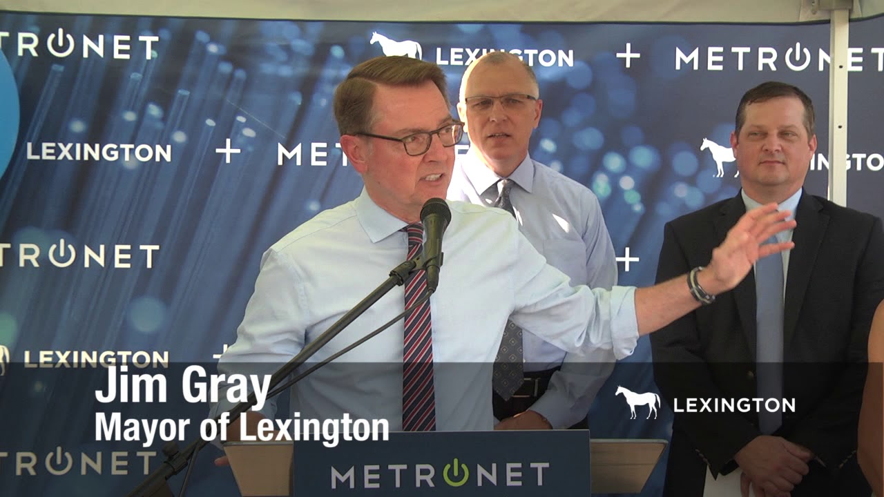 MetroNet officially activates gigabit internet service in