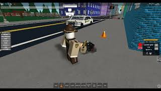 Officer Down ~ A Roblox Sad Story