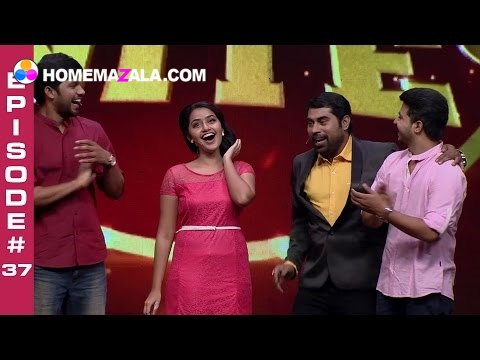 Comedy Super Nite - Premam special Episode#37