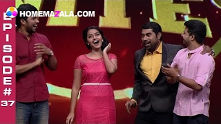 Comedy Super Nite - Premam spacial Episode#37