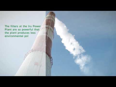 Enefit Iru Power Plant Waste-to-Energy Unit