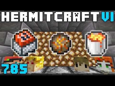 Hermitcraft VI 785 Three Traps For The G-Team