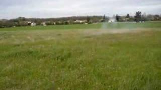 Fusée à moteur ionique