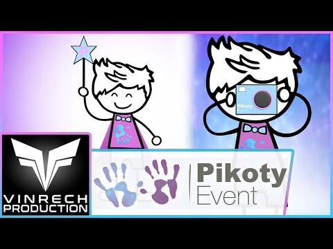 PIKOTY EVENT - Vidéo par VINRECH 3D