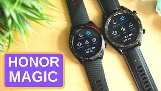 Honor Magic Smartwatch is Good and Affordable. Huawei Watch GT Lite?