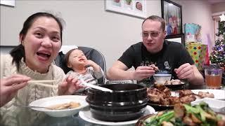 Vlog 423 ll Chả Cá Hàn Quốc, Sườn Chiên Sả Ớt Làm Tại Nhà Ở Mỹ