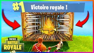 OMG FAIRE TOP 1 aux PIÈGES/TRAP ! Fortnite Battle Royale TROLL & Funny Moments !