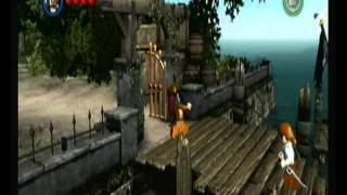 Lego Pirates of The Caribbean Review Wii